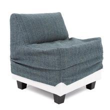 See Details - Pod Chair Alton Indigo