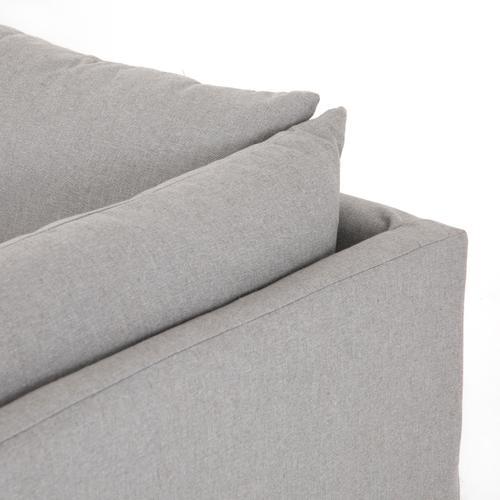 """96"""" Size Vesuvio Dove Cover Habitat Sofa"""