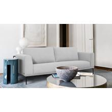 View Product - Divani Casa Jada - Modern Light Grey Loveseat