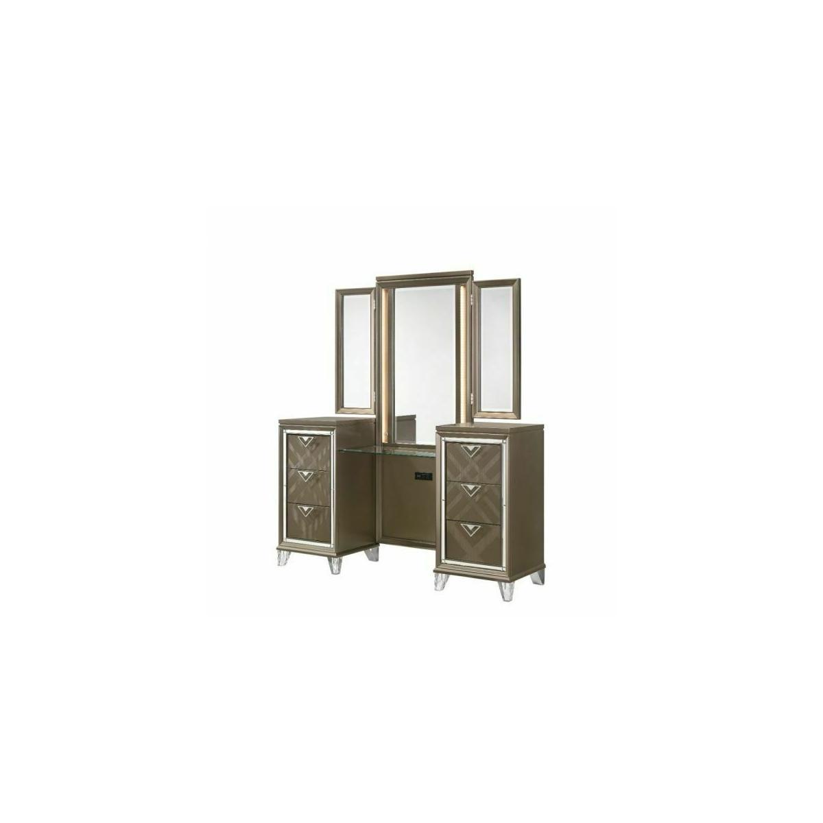 See Details - Skylar Vanity Desk