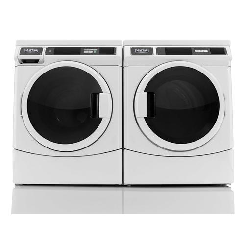 Maytag Commercial - Commercial Electric Super-Capacity Dryer, Card Reader-Ready or Non-Coin Operation