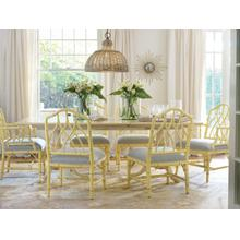 See Details - Cohasset Double Pedestal Dining Table