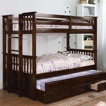 University II Twin/Twin Bunk Bed