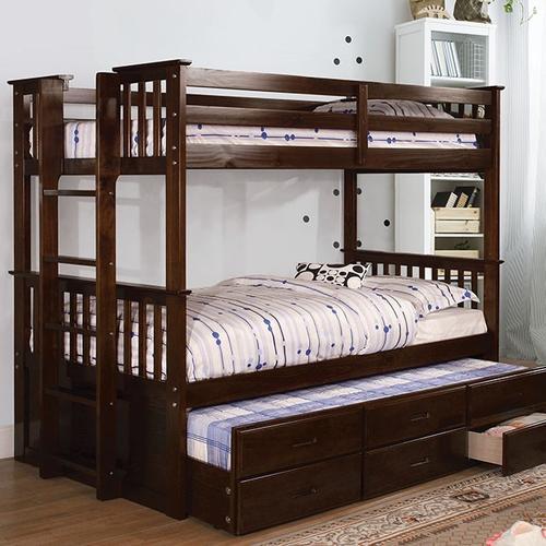 University II Twin/Twin Bunk Bed