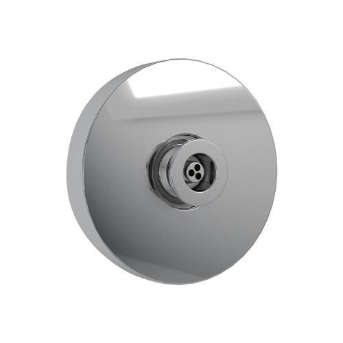 Gyrostream® Body Spray - Round - Brushed Nickel