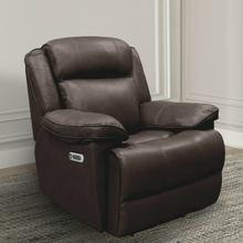 View Product - ECLIPSE - FLORENCE BROWN Power Recliner