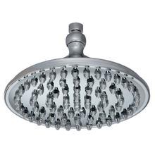 See Details - Rain Showerhead, 9 - Polished Chrome