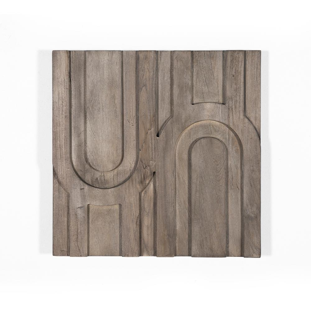 Rivka Arch Wall Tile-aged Grey