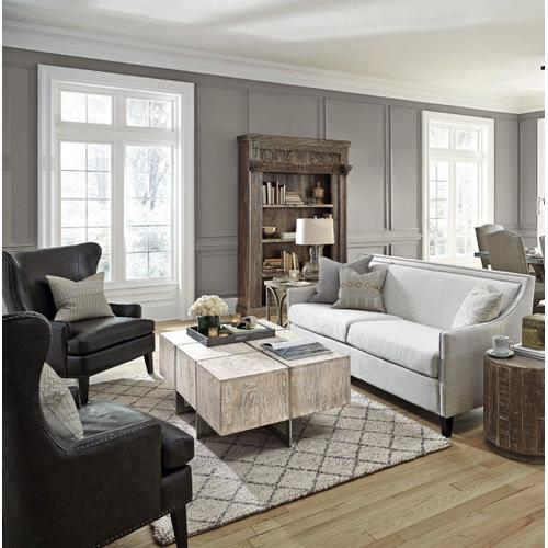 Classic Home - Cordova Club Chair Black