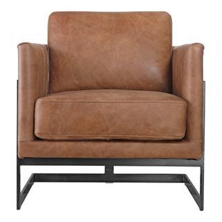 Luxley Club Chair Cappuccino