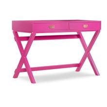 See Details - Peggy Writing Desk Raspberry