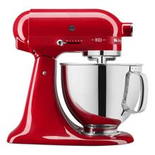 100 Year Limited Edition Queen of Hearts 5 Quart Tilt-Head Stand Mixer Passion Red