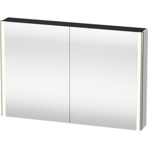 Mirror Cabinet, White Satin Matte (lacquer)
