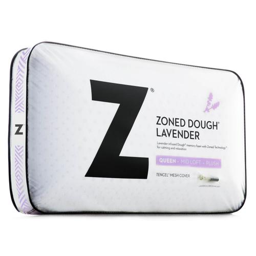Zoned Dough Lavender with Spritzer Queen