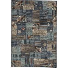 "Beckett-Panel Multi - Rectangle - 5'3"" x 7'8"""