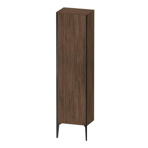 Tall Cabinet Floorstanding, Walnut Dark (decor)