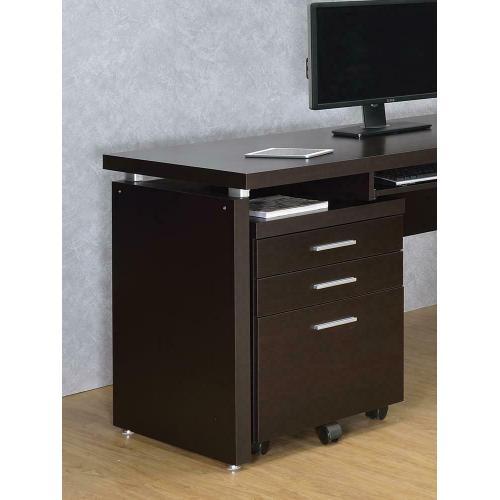 Coaster - Mobile File Cabinet