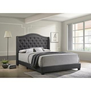 Allison Queen Bedframe Gray