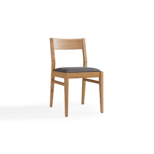 Laurel Dining Chair, Caramelized, (Set of 2)