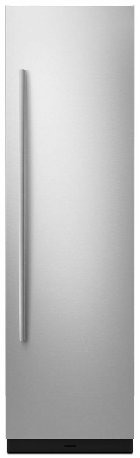 """Euro-Style 24"""" Built-In Column Panel Kit - Right-Swing Stainless Steel Photo #1"""