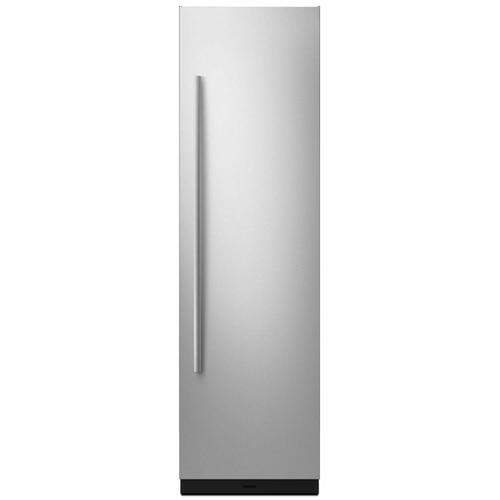 """Euro-Style 24"""" Built-In Column Panel Kit - Right-Swing Stainless Steel"""
