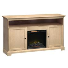 See Details - FT72C Extra Tall Fireplace Custom TV Console