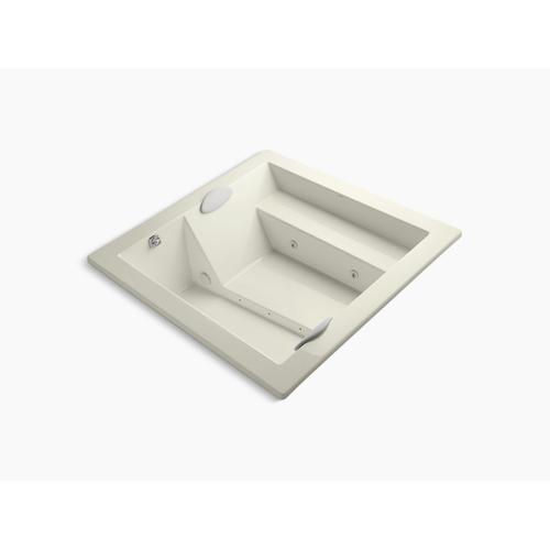 """Biscuit 69"""" X 69"""" Drop-in Whirlpool Without Jet Trim"""