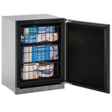 "24"" Freezer With Integrated Solid Finish (230 V/50 Hz Volts /50 Hz Hz)"