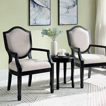 View Product - Emma Accent Table And Chair