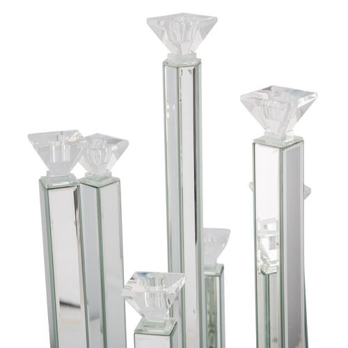 Mirrored Candle Arrangement 3353