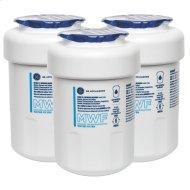 ®MWF REFRIGERATOR WATER FILTER 3-PACK