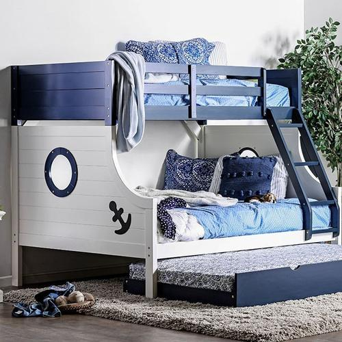 Nautia Twin/Full Bunk Bed