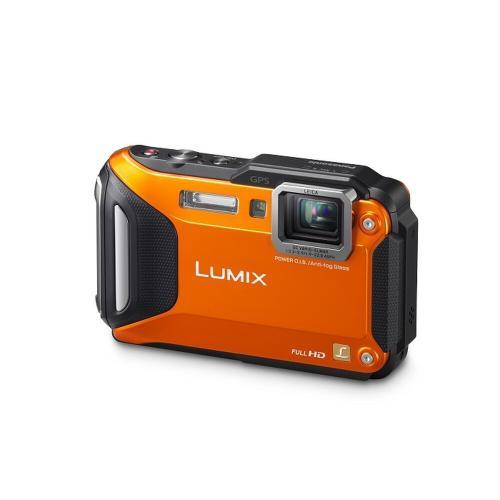 LUMIX WiFi Enabled Tough Adventure Camera DMC-TS6D