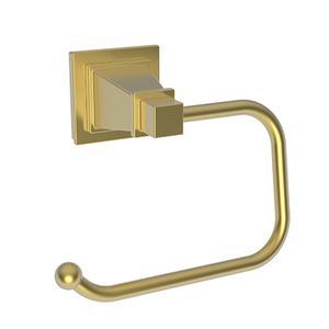 Satin Bronze - PVD Open Toilet Tissue Holder