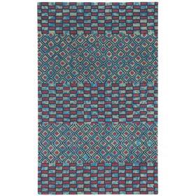 Panache-Mosaic Brick - Rectangle - 4' x 6'