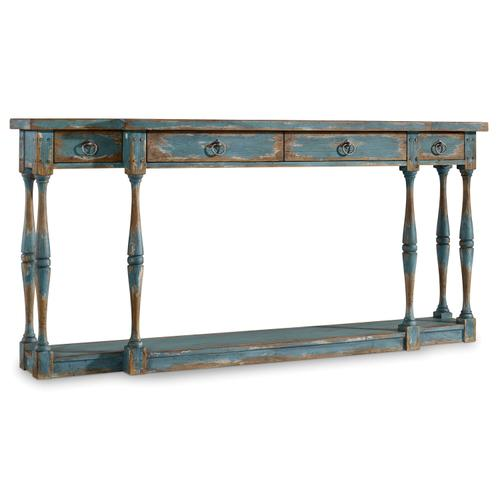 Hooker Furniture - Sanctuary Four-Drawer Thin Console
