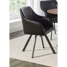 See Details - Swivel Dining Chair