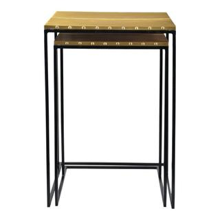Rivet Nesting Tables Set Of 2