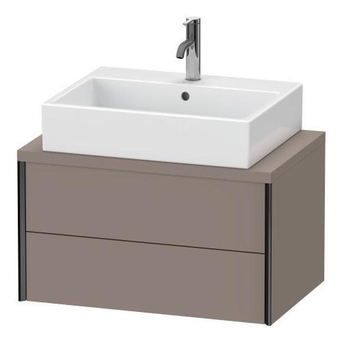 Vanity Unit For Console Compact, Basalt Matte (decor)