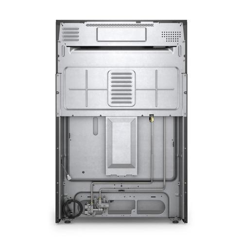Gallery - 5.8 cu. ft. Freestanding Gas Range with Frozen Bake™ Technology