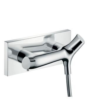 Chrome Shower thermostat for exposed installation Product Image
