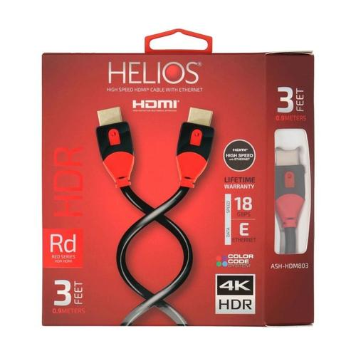 Metra Home Theater - HDMI® High Speed with Ethernet 48 Gbps - 3 Feet