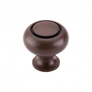 Top Knobs - Ring Knob 1 1/4 Inch - Patina Rouge