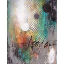 See Details - Modrest ADC3515 - Abstract Oil Painting