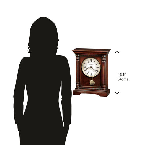 Howard Miller - Howard Miller Langeland Wooden Mantel Clock 635133
