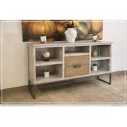 5 Shelves & 2 Drawers, TV Stand Product Image