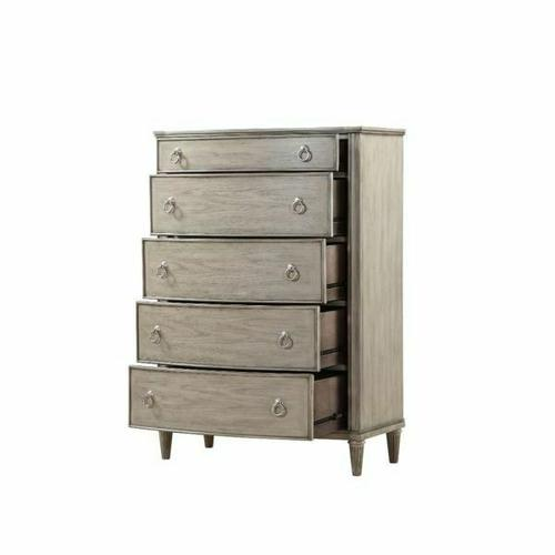 ACME Wynsor Chest - 27536 - Antique Champagne