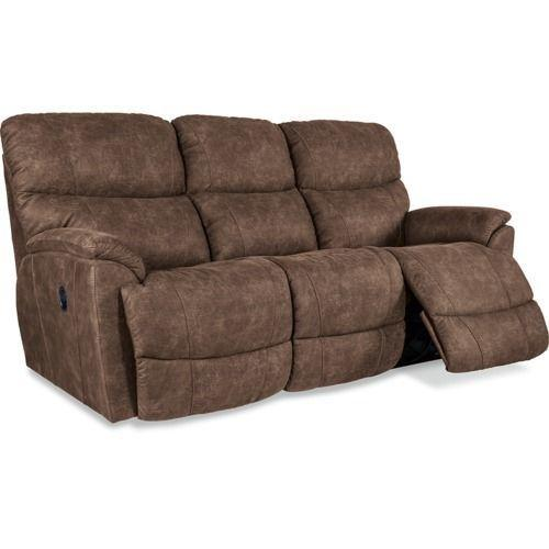 La-Z-Boy - Trouper Reclining Sofa 440-724 (fabric E153767)
