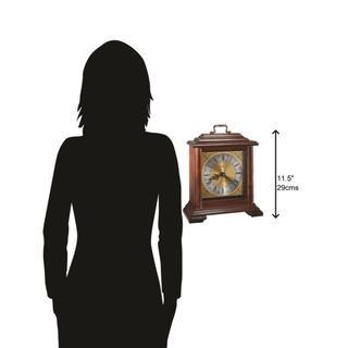 See Details - Howard Miller Medford Mantel Clock 612481