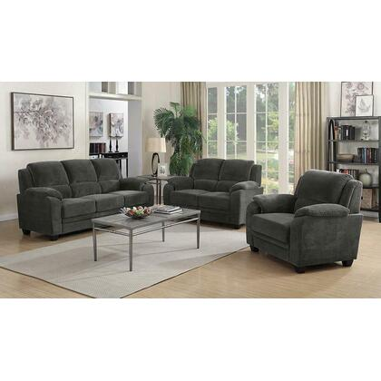See Details - Northend Casual Charcoal Sofa